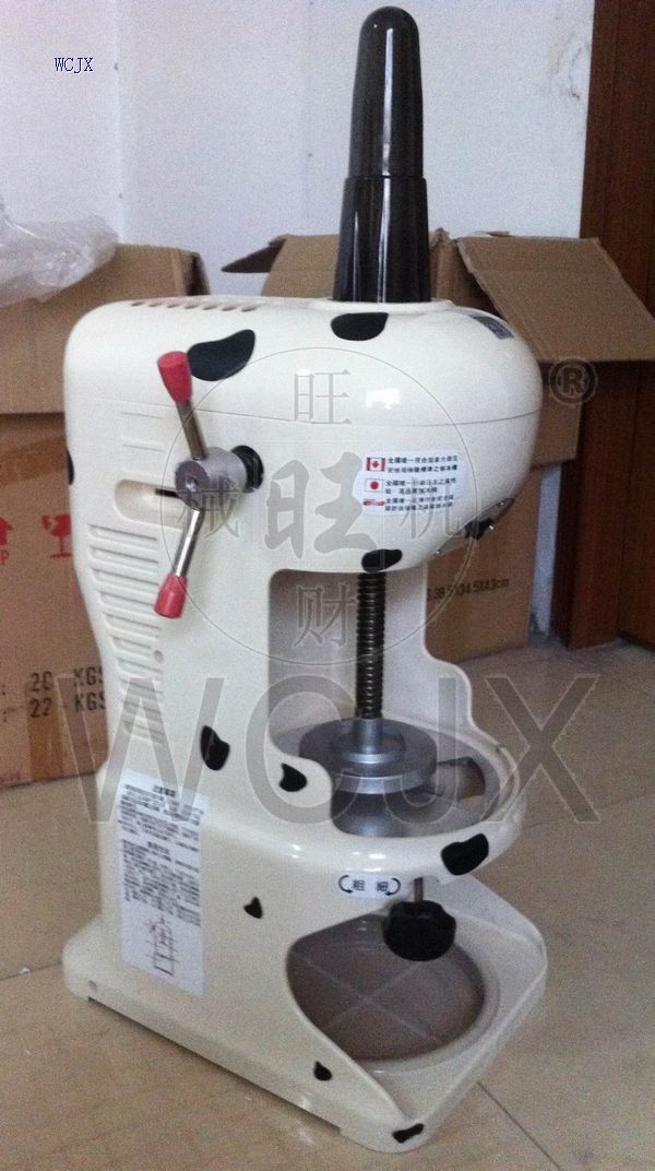 Pd 0b Ice Shaver Ice Planer Block Ice Shaver Machine For