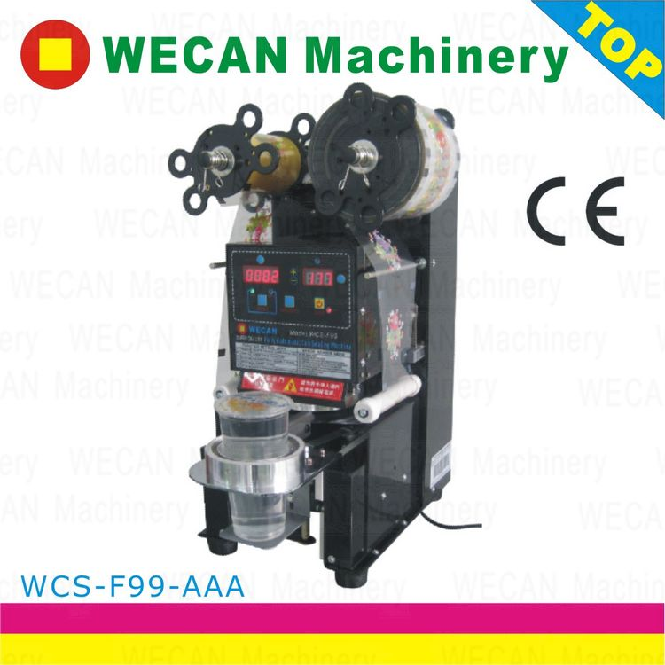Automatic cup sealing machine/Bubble tea Equipment