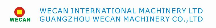 WECAN INTERNATIONAL MACHINERY LTD(GUANGZHOU WECAN MACHINERY CO.,LTD)